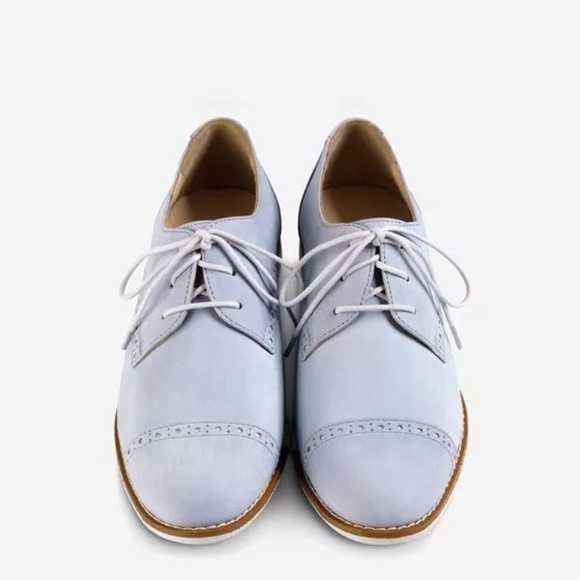 6ee34a6853f Cole Haan Gramercy Oxford Wingtip With Box